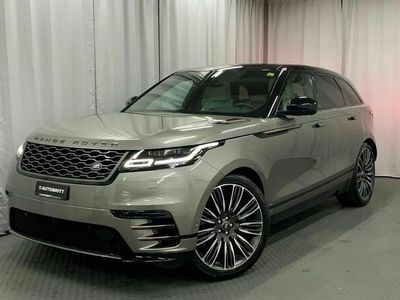 gebraucht Land Rover Range Rover Velar D 300 First Edition Automatic