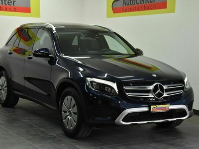 gebraucht Mercedes GLC220 d 4Matic 9G-Tronic