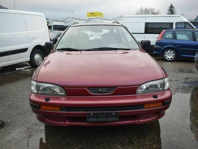 gebraucht Subaru Impreza Impreza 1.8 Spring Co.ABS1.8 Spring Co.ABS
