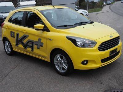 gebraucht Ford Ka Plus 1.2 Ti-VCT 85 Cool+Sound