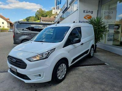 gebraucht Ford Transit Connect Van T220 1.5 EcoBlue Trend