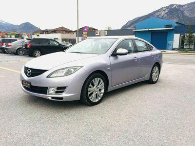 gebraucht Mazda 6 2.0 16V Exclusive Activematic