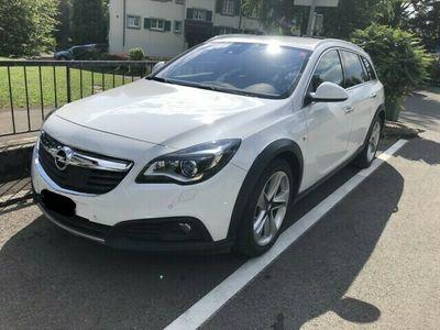 gebraucht Opel Insignia Country Tourer 2.0 CDTi 195 4x4