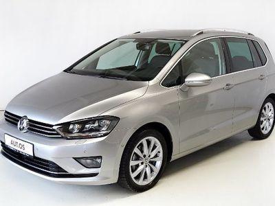 gebraucht VW Golf Sportsvan Highline 2.0TDI DSG XENON NAVI AH