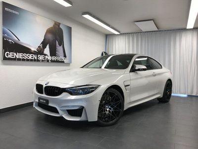gebraucht BMW M4 4erCoupé Competition
