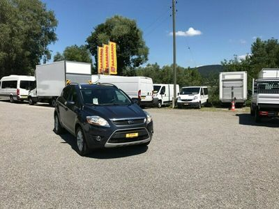 gebraucht Ford Kuga 2.0 TDCi Carving 4WD