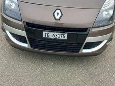 gebraucht Renault Scénic MIT MFK.