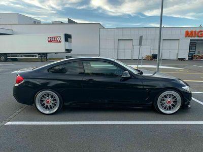 gebraucht BMW 435  i Coupé xDrive M Sport Steptronic