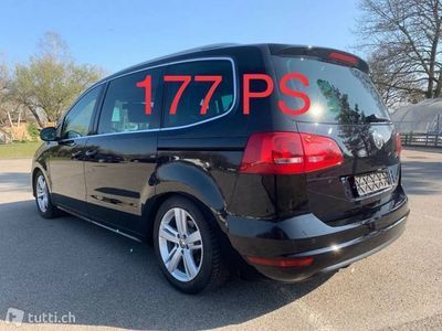 gebraucht VW Sharan 2.0TDI 177PS