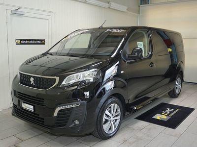 gebraucht Peugeot Traveller Std.2.0 BHDi 180 Business 9 Pl