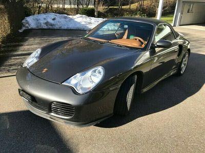 gebraucht Porsche 911 Turbo Cabriolet ,
