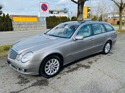 gebraucht Mercedes E280 E-Klasse Mercedes4-Matic AB MFK: 25.02.2019 KM: 265700