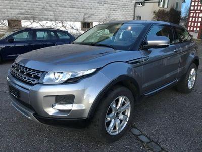 gebraucht Land Rover Range Rover evoque 2.2 SD4 Prestige