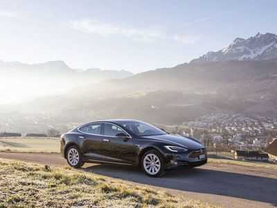 gebraucht Tesla Model S 100D Performance 772 PS