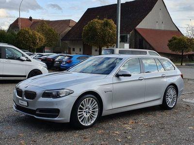 gebraucht BMW 525 d Touring xDrive Steptronic