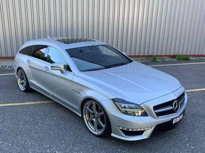gebraucht Mercedes CLS63 AMG Shooting Brake AMG Speedshift MCT