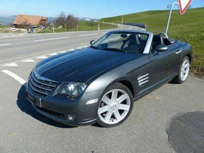 gebraucht Chrysler Crossfire 3.2 V6 Roadster