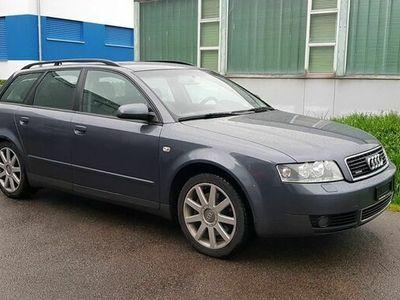 gebraucht Audi A4 2.5 TDI Quattro