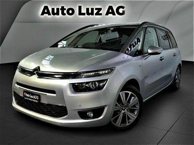 gebraucht Citroën Grand C4 Picasso 2.0 BlueHDi Shine EAT6