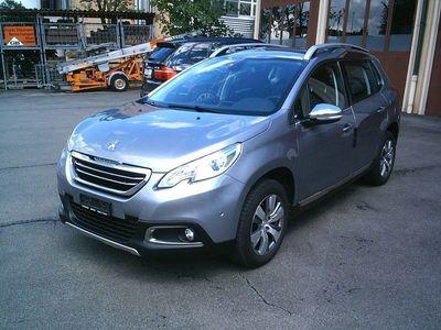 gebraucht Peugeot 2008 1.6 VTI Allure
