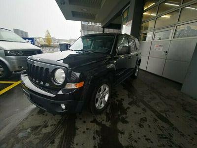 gebraucht Jeep Patriot 2.2 CRD Limited