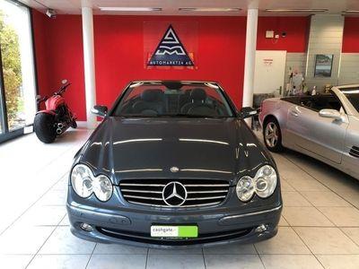 gebraucht Mercedes CLK320 Avantgarde Automatic