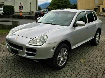 gebraucht Porsche Cayenne S 4.5 V8 / 340PS / CH-FHRZ / GEPFLEGT / 4x4