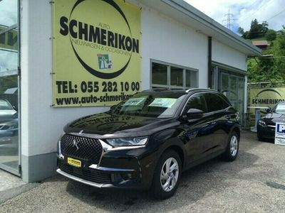 gebraucht DS Automobiles DS7 Crossback 2.0 BlueHDi BE Chic Automatic