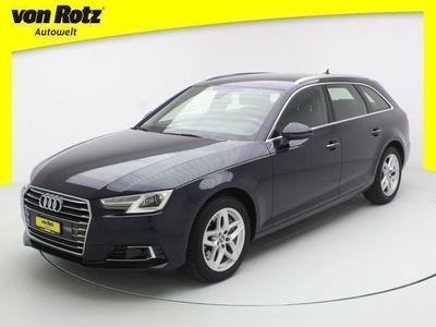 gebraucht Audi A4 Avant 2.0 TFSI Design