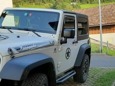 gebraucht Jeep Wrangler Renegade