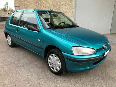 gebraucht Peugeot 106 1.4 Suisse