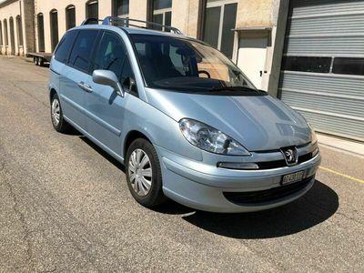 gebraucht Peugeot 807 2.2 HDI Mit Mfk und Service