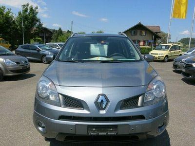 gebraucht Renault Koleos 2.0dCi 150 4x4 Dynamique Luxe