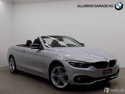 gebraucht BMW 430 i xDrive Cabrio