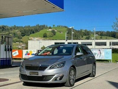 gebraucht Peugeot 308 SW 1.2 THP Allure Automatic *CH-Fahrzeug**Panorama**Navi**Rückfahrkamera**Spur-&Totwinkelassist*
