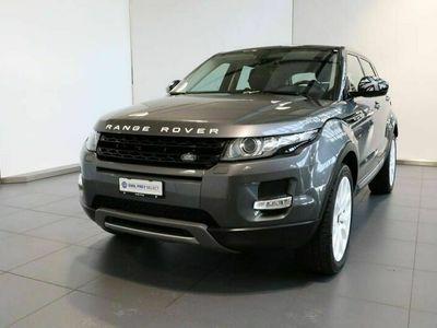 gebraucht Land Rover Range Rover evoque 2.2 TD4 Union Monochrome