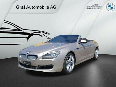 gebraucht BMW 650 Cabriolet 6er i xDrive ** Leasing-Aktion **