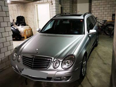 gebraucht Mercedes E220 E-Klassecdi frisch ab mfk