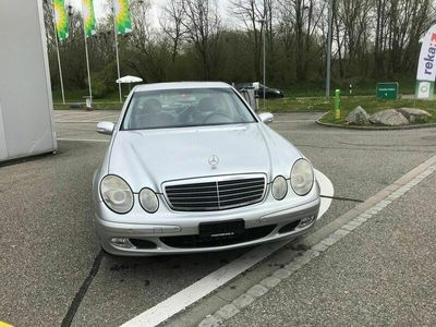 gebraucht Mercedes E240 Avantgarde 4Matic Automatic