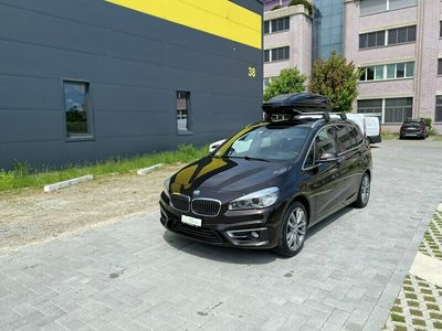 gebraucht BMW 220 Gran Tourer  d xDrive Luxury Line Steptronic