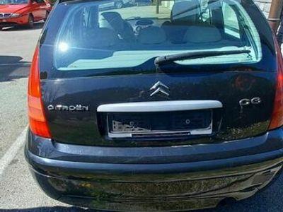 gebraucht Citroën C3 C31.4i 2003 benzin 119000km