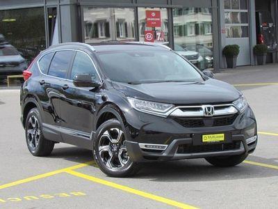 gebraucht Honda CR-V 2.0i MMD Hybrid Lifestyle 4WD Automatic