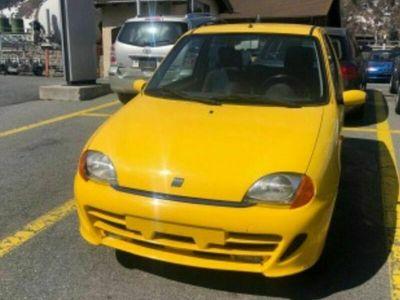 gebraucht Fiat Seicento Saciento Sporting