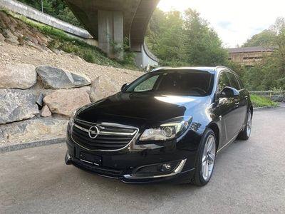 gebraucht Opel Insignia ST 2.0 Turbo Sport 4WD Aut. Opc Line Paket