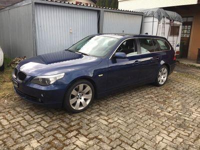 gebraucht BMW 535 5er d Touring