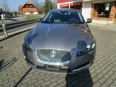 gebraucht Jaguar XF XF 3.0d V6 Luxury3.0d V6 Luxury