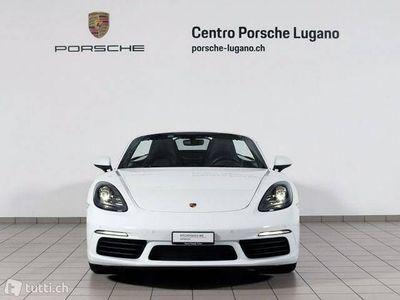 gebraucht Porsche Boxster