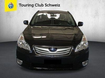 gebraucht Subaru Outback 2.5i Swiss AWD Lineartronic