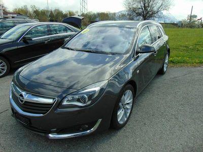 gebraucht Opel Insignia Sports Tourer 2.0 CDTi 170 4x4 Cosmo