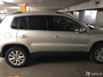 gebraucht VW Tiguan 2.0 TSI ab MFK